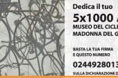 Il tuo cinque per mille per il Museo del Ghisallo