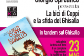 23 maggio, ore 21: La bici di Coppi e la sfida del Ghisallo