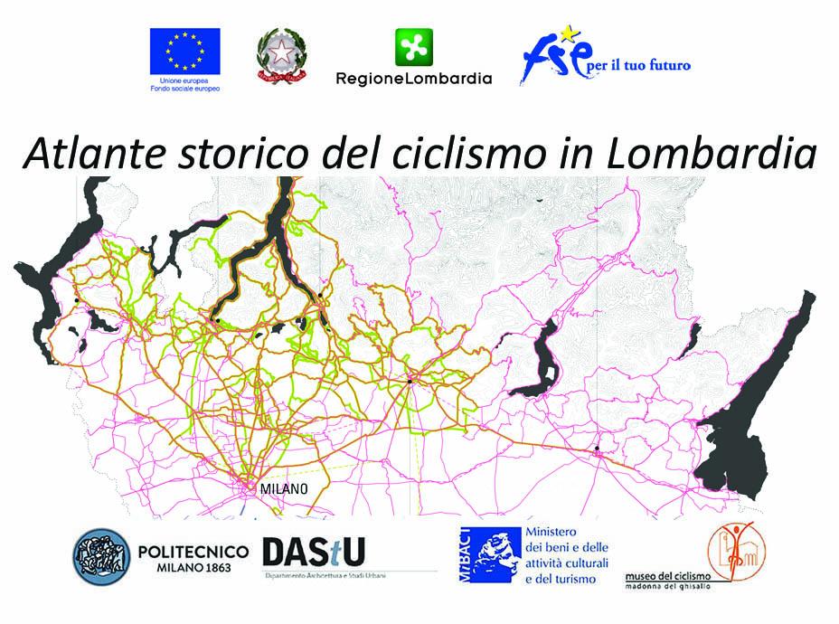 Atlante storico del ciclismo lombardo