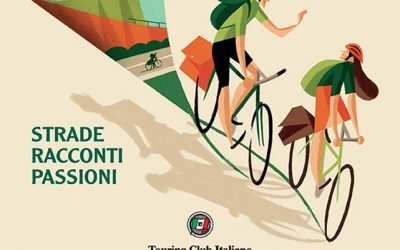 Some books pedal thanks to the Italian Touring Club