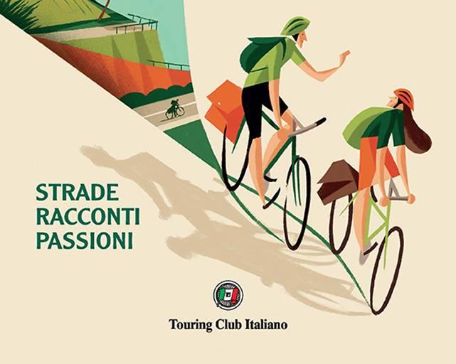 Ci sono libri che pedalano con il Touring Club Italiano