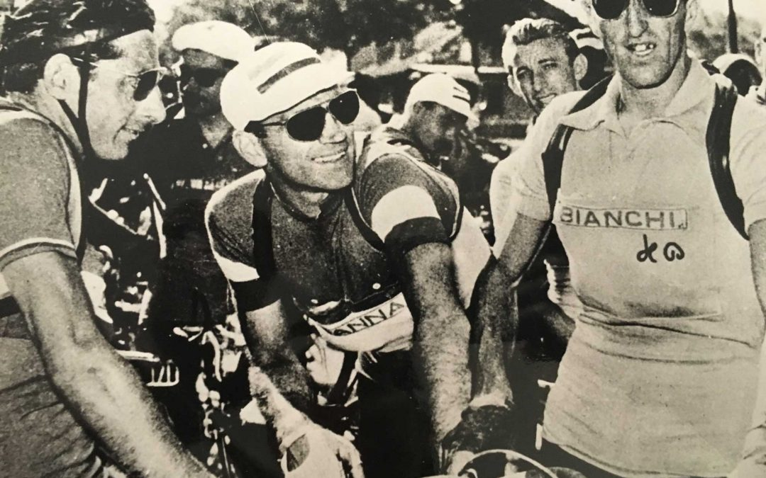 "Ghisallo Cycling Museum events 2019:  the ""Great Champions"" season"