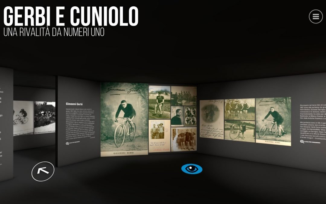 GERBI-CUNIOLO IN MOSTRA VIRTUALE
