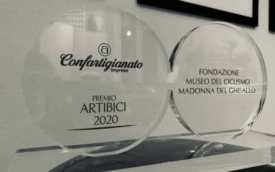 THE CYCLING MUSEUM AWARDED WITH THE ARTIBICI 2020 AWARD