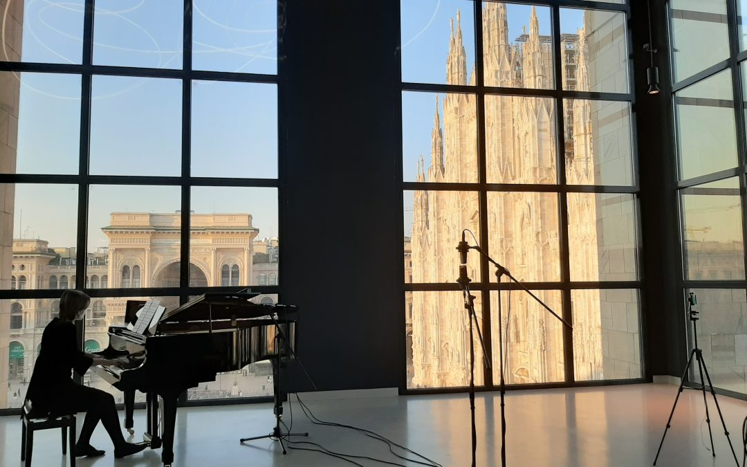 COPPI HONOURED IN MUSIC AT MUSEO DEL NOVECENTO