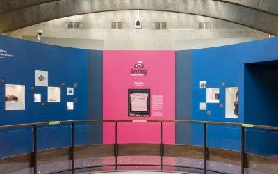 Un pezzo da 90! La Maglia Rosa al Museo Egizio