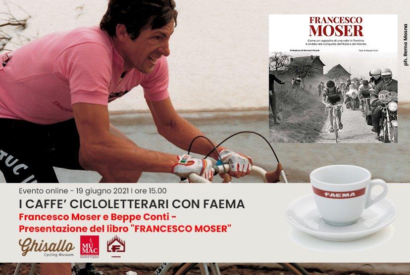 Buon compleanno Francesco Moser!