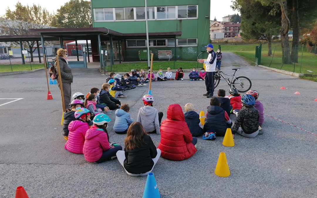 The Ghisallo Museum in schools